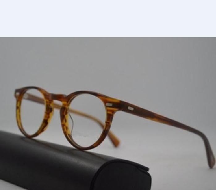 ov5186 Gregory Peck eyeglasses ov 5186 sunglasses frames Vintage optical myopia women and men eyewear prescription