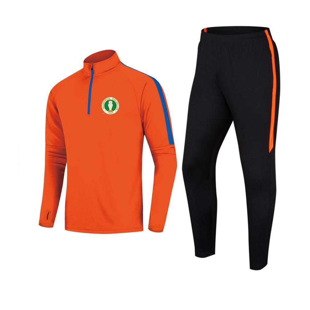 Akademisk Boldklub لكرة القدم للرجال لكرة القدم رياضية سترات التدريب أوقات الفراغ ارتداء ملابس الكبار للأطفال في الهواء الطلق ملابس رياضية الركض المشي لمسافات طويلة