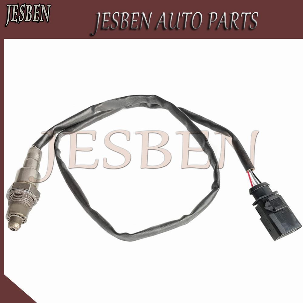 0258030052 06K906262E Lambda-Sonde O2 Sauerstoff passen Sensor für VW ATLAS BEETLE GOLF GTI JETTA PASSAT 2.0 1.8 TSI 2012 2018 234 4935