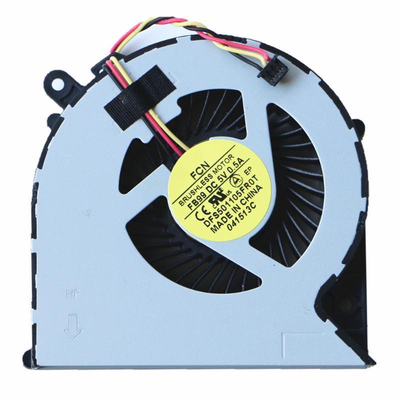 CPU NUOVO FCN FB99 CPU FAN PER C850 C855 C870 C855D C870D C875 L870 L870D VENTOLA