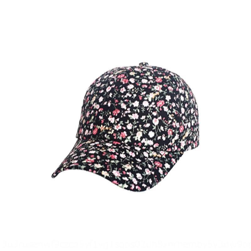 OeTpB 2020 nouvelle respirant pare-soleil floral panneau lumineux Plaid a atteint un sommet casquette de base-ball Pointu capcap baseball cap