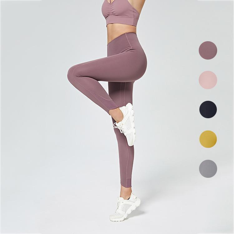 Сексуальные леггинсы Femmes работает Yogaworld Леггинги спортивные талии Фитнес йога карманные танцевальные брюки Фитнес спортивные брюки йога брюки Ohuqx