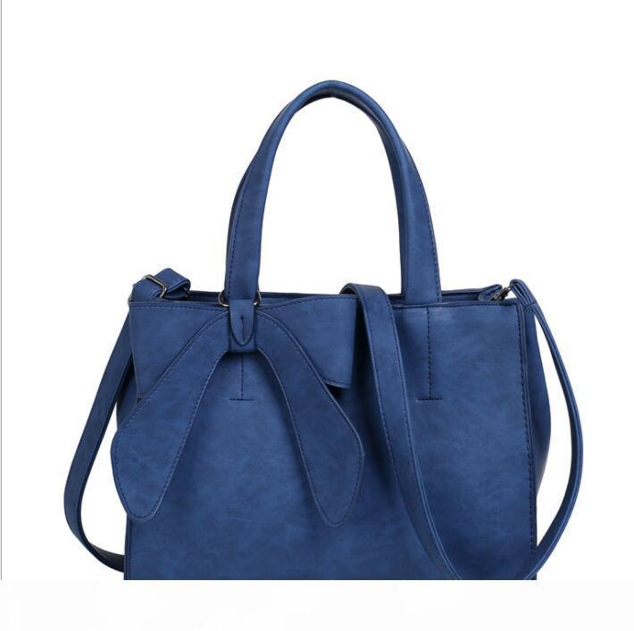 Tasarımcı-Yeni Retro Bir Omuz Messenger kadın rahat basit popüler kız çantası