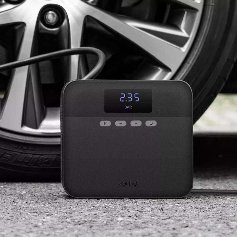 Digital Air Pump Air Compressor 12V Protable Electric Car Pump Mini compressor Tire Inflator For Car Motorcycles Bicycles