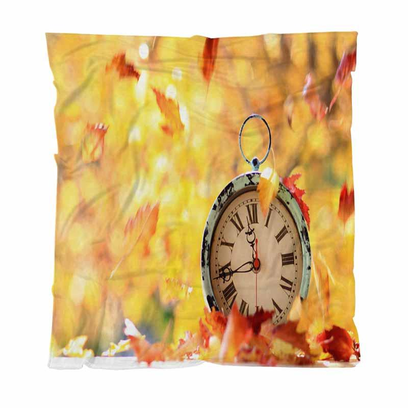 Autumn Warm Flanell Decken weiche feste Decke Für Herbst Auto-Sofa-Decke-Bett-Blatt Decke New Klimaanlage Decke