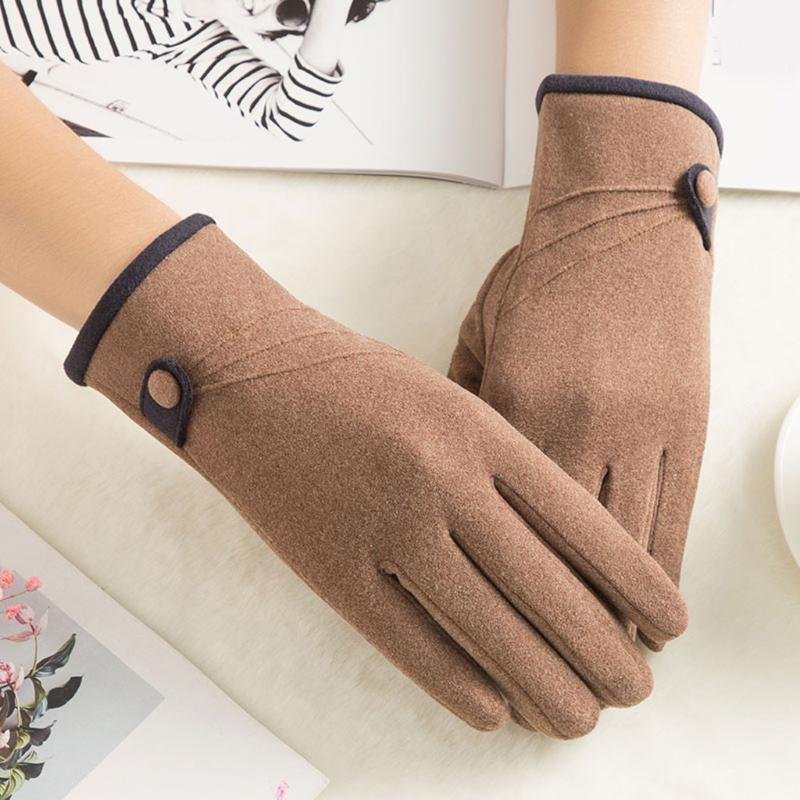 Лучше теплые зимние мужские перчатки, черные кожаные перчатки, мужские кожаные перчатки, зимние перчатки мужчина, запястье варежка вождения лыжного перчатки