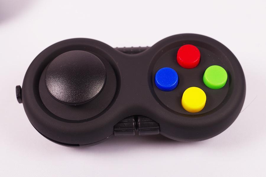 Niños juguetes de descompresión Juguetes de descompresión Controladores de juegos Desembale el juego Manija Juguetes 2020 Venta caliente Regalo del niño