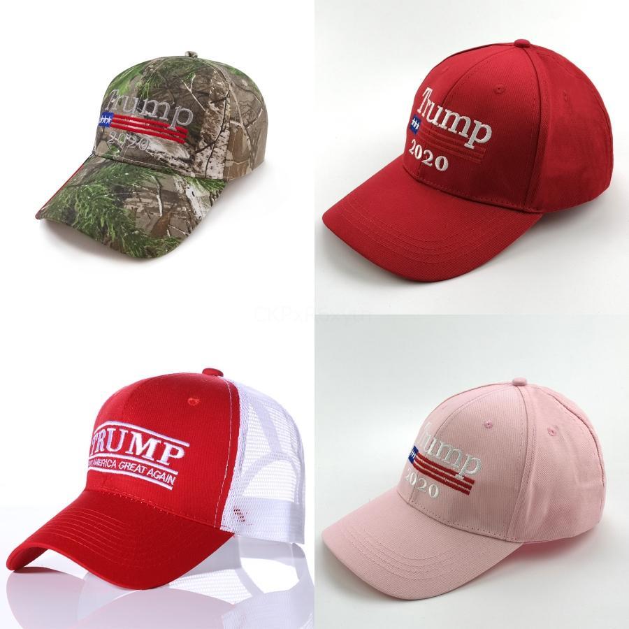 Trump 2020 Beyzbol Şapka Kamuflaj Amerika Büyük Yine Snapback Şapka Casual Trump Açık Snapback Cap # 148 tutun