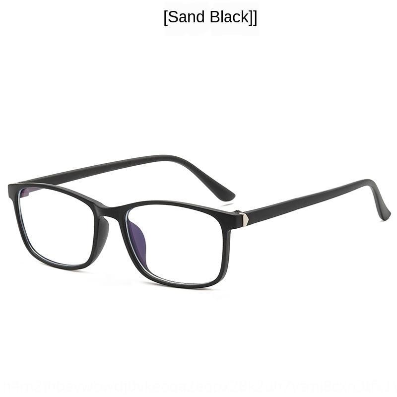 apu6n 2020 новые анти-синий сверхлегкие скольжения очки ПК студента интернет красный очки кадр анти-излучения очки для защиты глаз