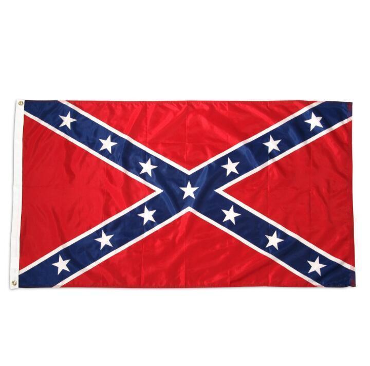 90x150 Pronto Confederate Gd293 Navio Dixie Rebel Flag direto Civil Atacado Para Cm Fábrica Ft Batalha Guerra 3x5 Us wrrqv bde_luck