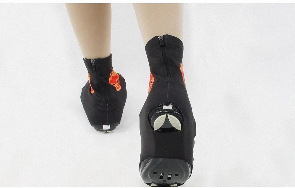 Atacado-Fashion Pro bicicleta Boy desgaste respirável à prova de vento sapato cobre Ciclismo zíper Overshoes Warmer Toe Protector Outfit equitação qd7y #