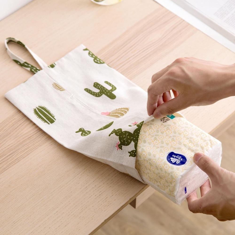 2020Hot Tissue Box hängend Serviette-Halter-Kasten Küche Wohnzimmer Seidenpapier-Kasten-Halter-Kasten-Behälter Dekorative