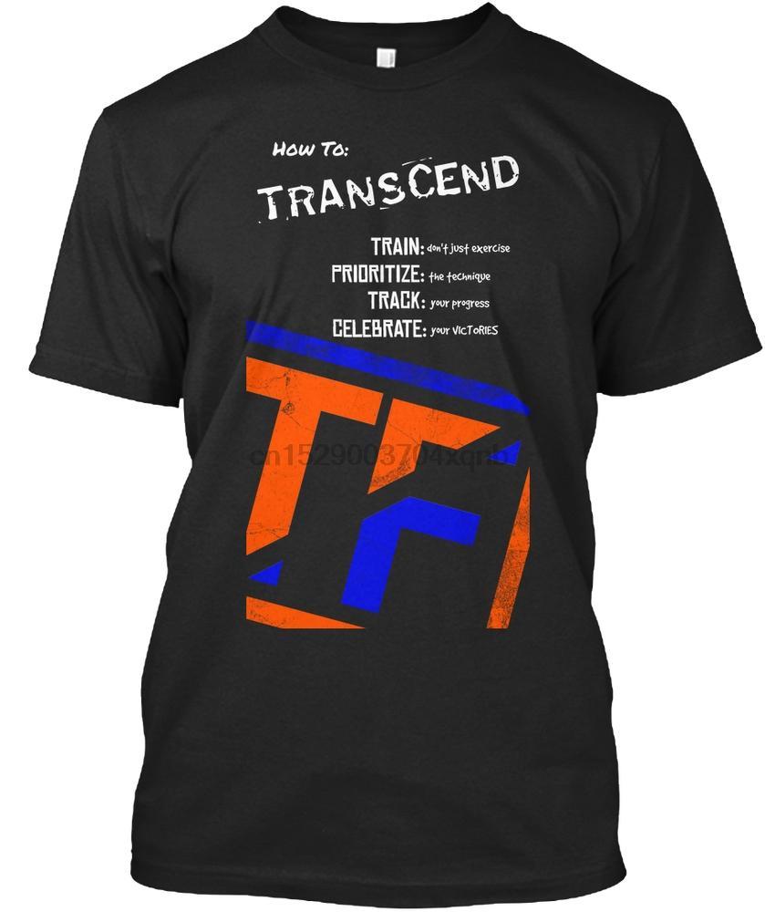 Hommes T-shirt Comment Transcend Shirts tshirt femmes