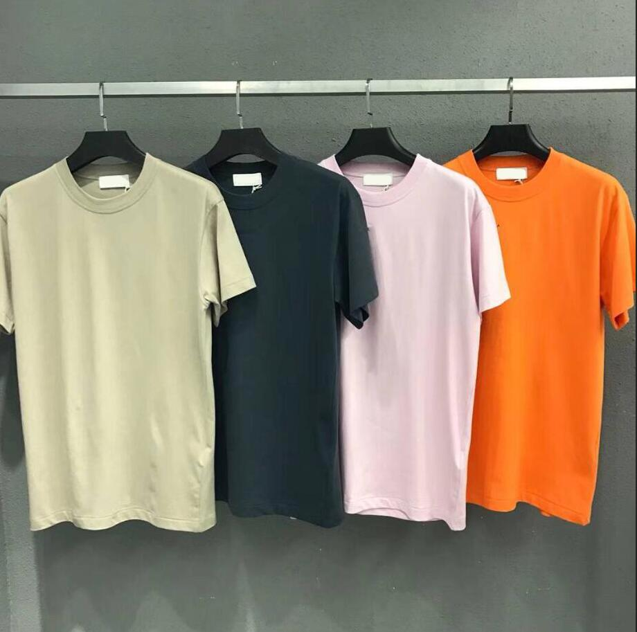Men Women T Shirts 2020 High Quality Reflective Tops Men Women Couple Street Style Tshirts Summer Fashion Casual T Shirts 6 Styles