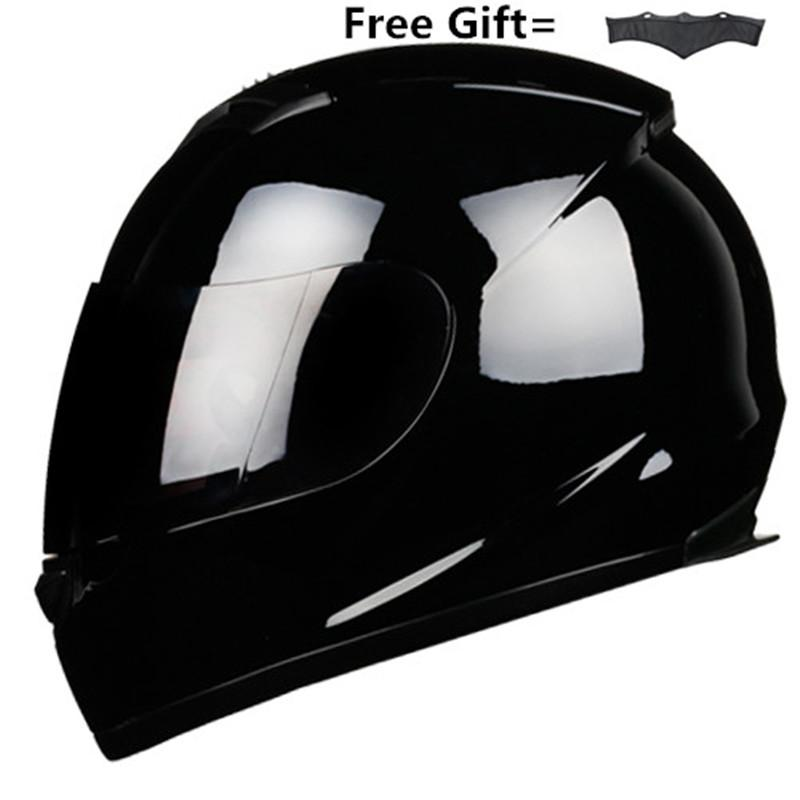 Hot selling Black Full Face Motorcycle Helmet Motorcycle Riding Helmet Men's Off Road Downhill DH Racing Cross