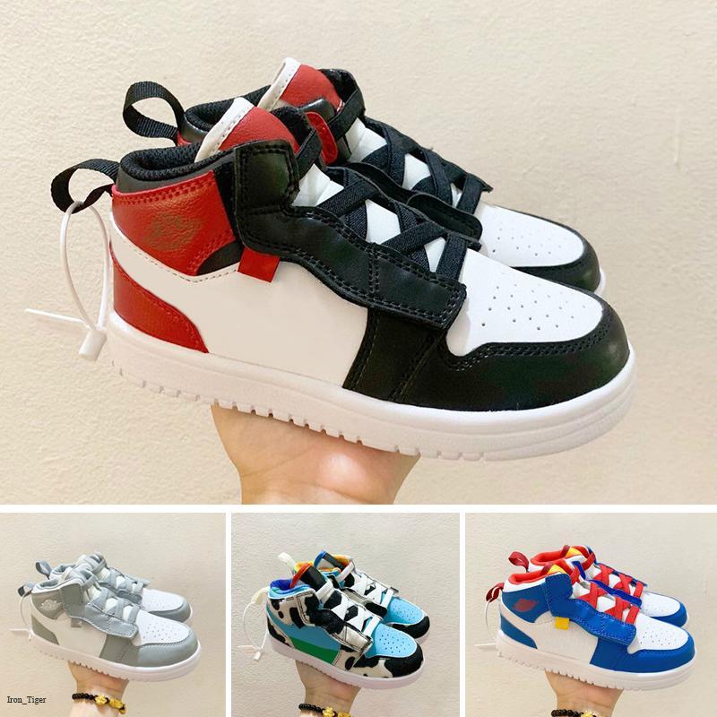 Nike Air Jordan 6 Venta en línea Barato New 13 Zapatillas de baloncesto para niños Zapatillas para niñas de niños Zapatillas para correr Babys 13s Tamaño 11C-3Y