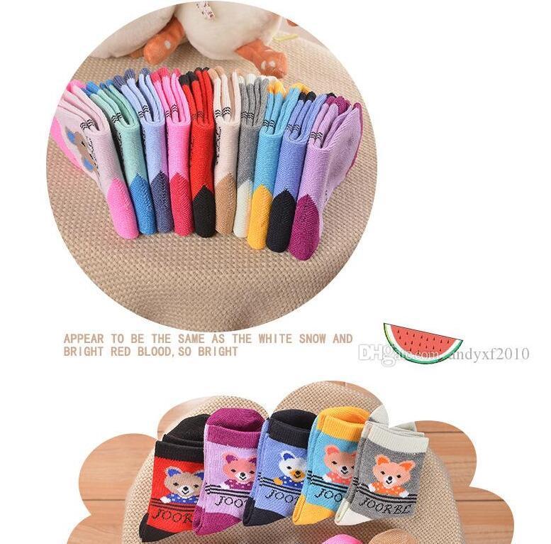 2021 الاطفال الجوارب جديد طفل رضيع فتاة الصيف الجوارب الأطفال القطن الأسهم نوعية جيدة القطن الجوارب الناعمة الطفل لون الحلوى