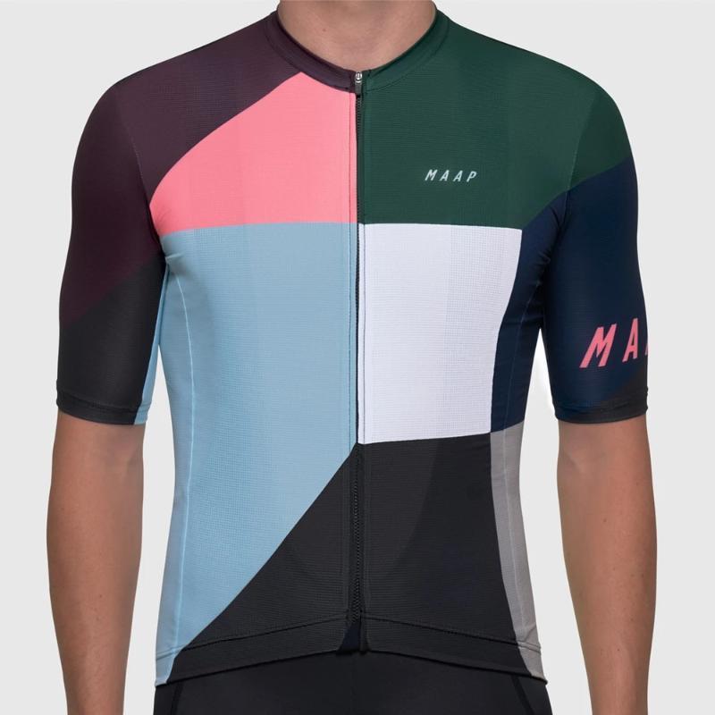 2020 nova atualização aero cycling jersey qualidade superior de manga curta Micromesh respiráveis materiais mens mulheres camisola bicicleta mtb estrada