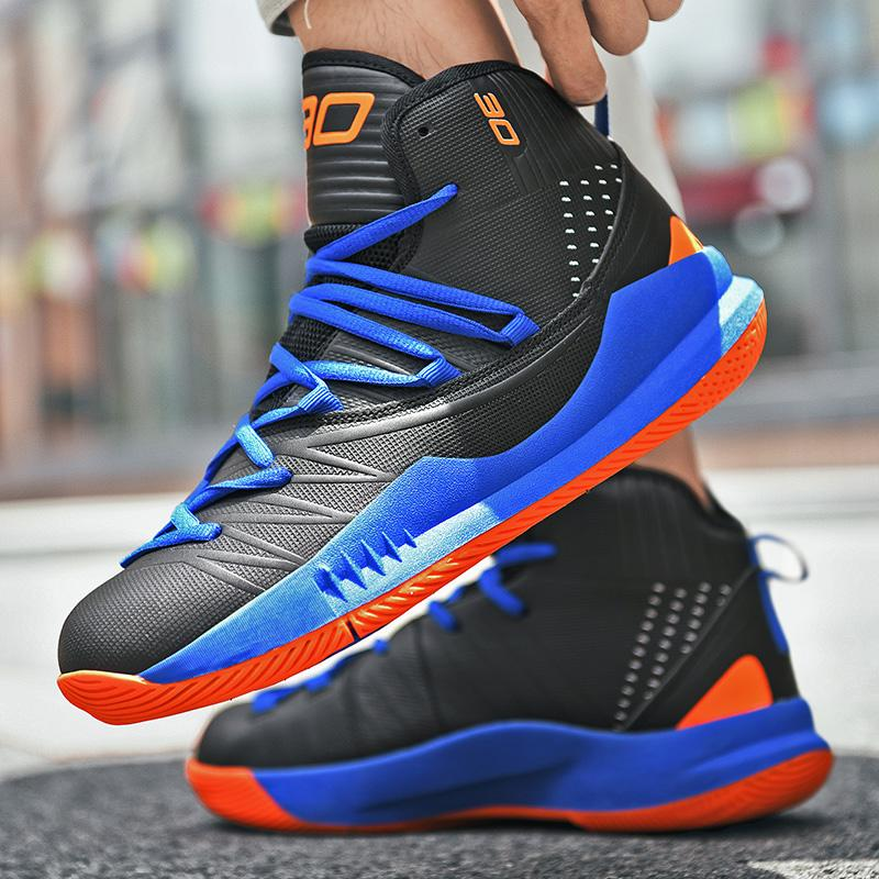 Men Sneakers Casual Running Shoes Lover High Top Basketball Shoes Fashion Comfort Breathe Men Outdoor Jogging Shoes Sports US 11