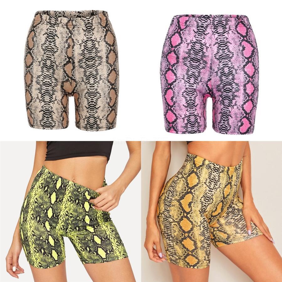 Tie-Dye Yüksek Yoga Şort, Kamuflaj Baskılı Nefes Yüksek Stretch Şort Kadınlar Fitness Gym Egzersiz Şort # 813