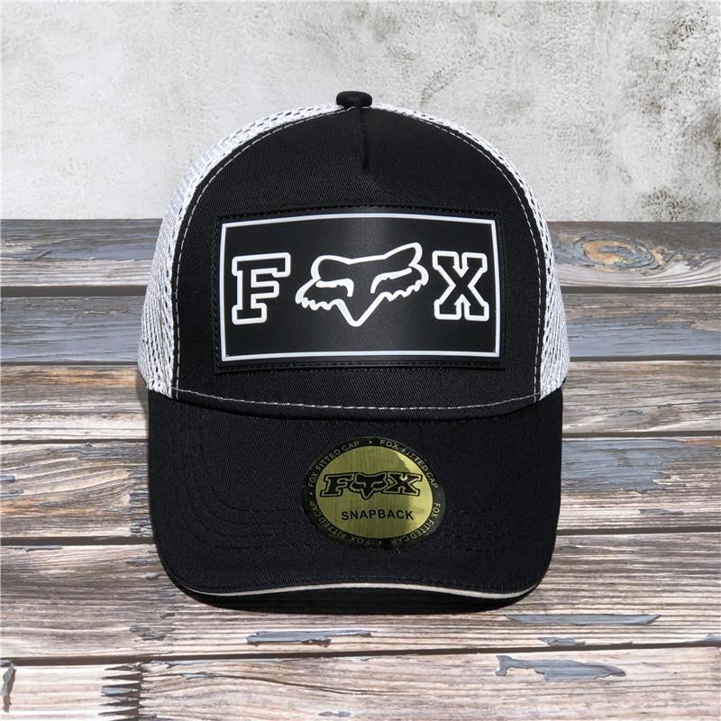 TAkk0 2020 yeni şapka FOX yeni beyzbol şapkası yarış düz kenar beyzbol şapkası