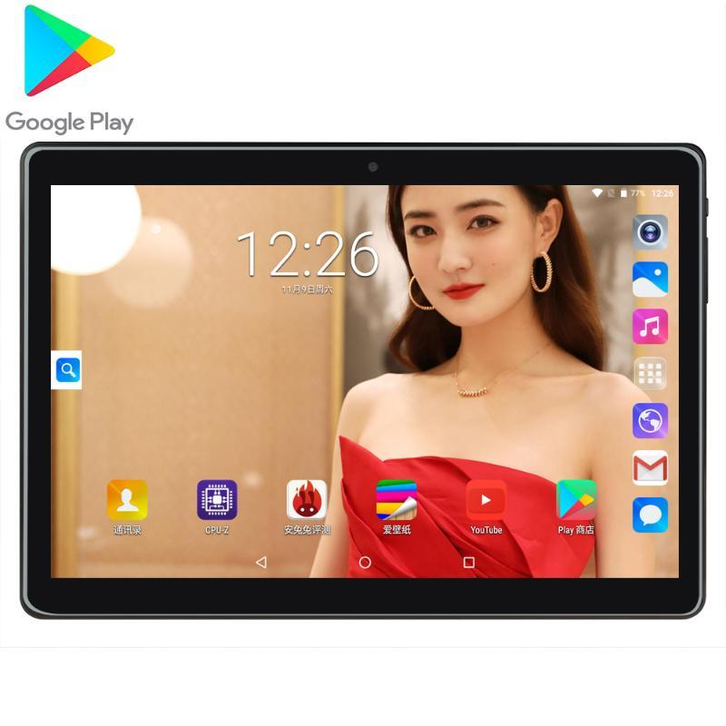Tablet PC MTK6580 Quad Core 10 Inch 1.5GB RAM 32GB ROM 5.0MP Android 7.0 WIFI A-GPS 2.5D Tempered Glass IPS 1280x800 CE
