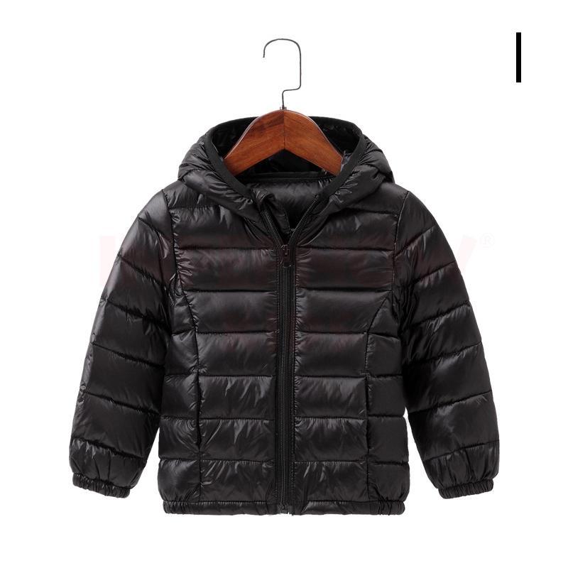 Высокое качество Детская дворник для девочек зимнее пальто зима в целом для мальчика 90% вниз перо зима детская парка для девочек монклер