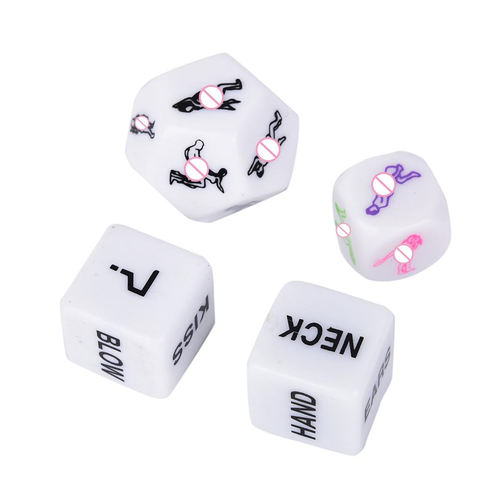 Sex Dice Funny sexy Romance Love Humour Adult Games Erotic Craps Pipe For Couples