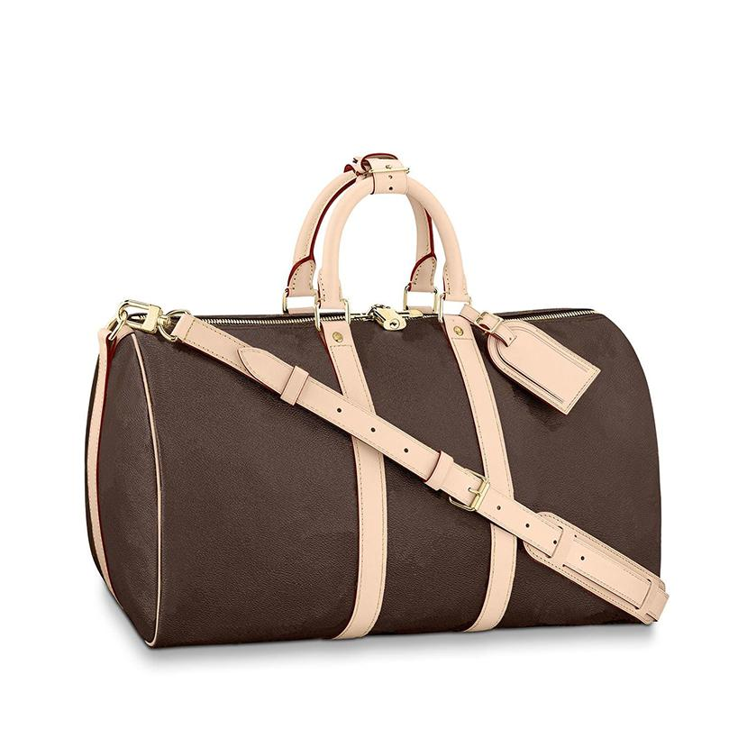 Duffle Bag Deposito Borse a tracolla della borsa delle donne zaino donne Tote Bag Uomo Purses Borse Mens pelle pochette Portafoglio 56 721