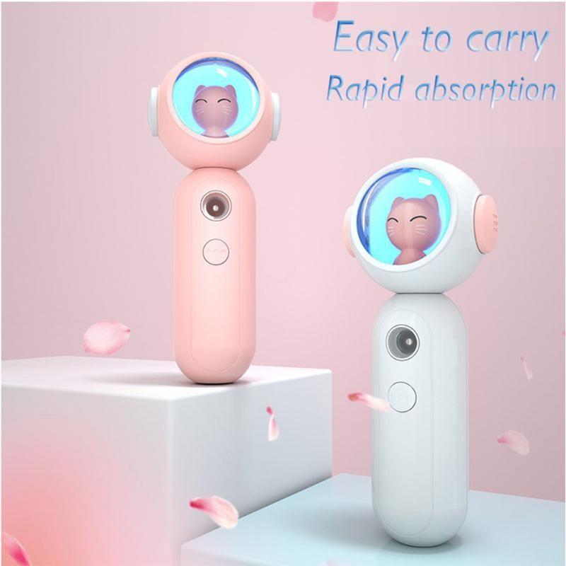 Kitty Hydrator Minibefeuchter Air Hydrator Haushalt Luftbefeuchter revitalisierende Gesichtswasser Hautpflege Spray Moisturizing 2020 #Z