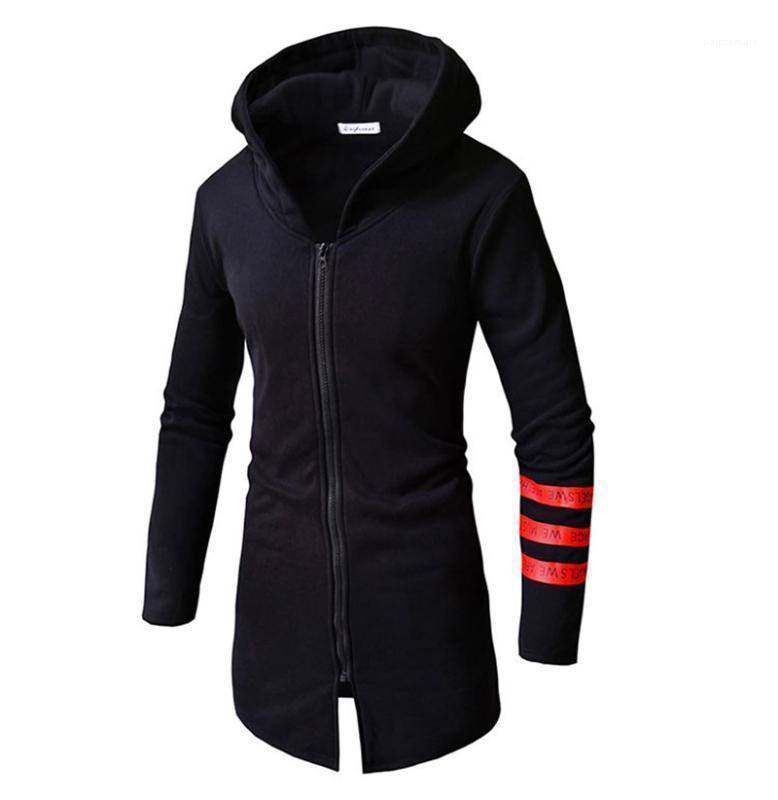 Casual Printed Long Hoodie Plus Size Military Jacke Herren Coats Herren Neue Modedesigner-Jacken-Winter