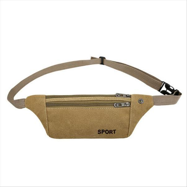 Sports Waist Bag Men Belt Pack New Fashion Women Durable Handbag Unisex Fanny Pack Ladies Waist Belly Bags Phone Pouch