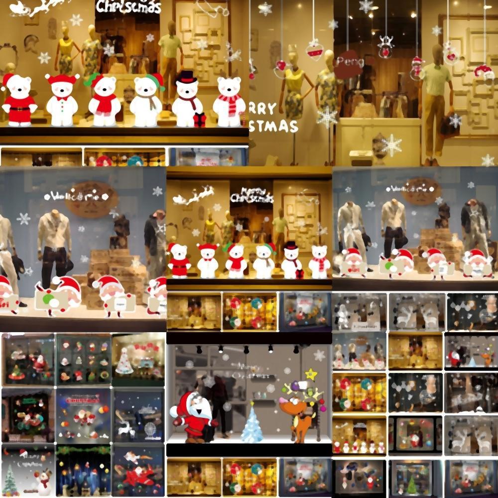 0HXj0 Bandiera Decorazione di Santa themall Bandiera GGA Uomo Albero della calza di natale Bandiera casa atmosfera di festa Hanging pupazzo di Natale Forniture neve