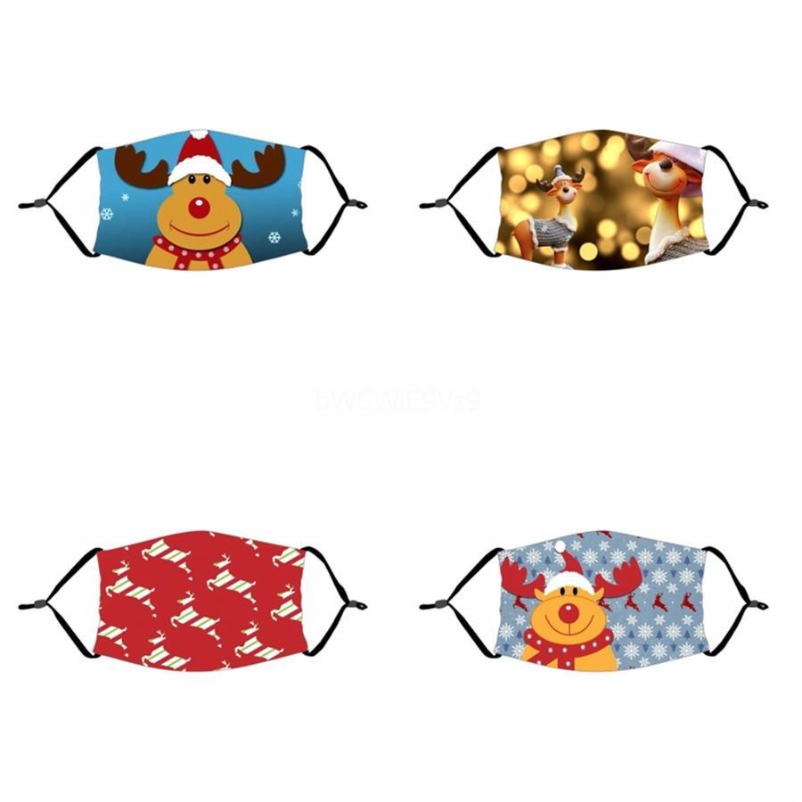 FiltriçãoSunshade Splash Máscaras Flor Impressão Anti Confortável Gotas de Gotas Face Mascherine # 741 Poeira Máscara Ejbgu
