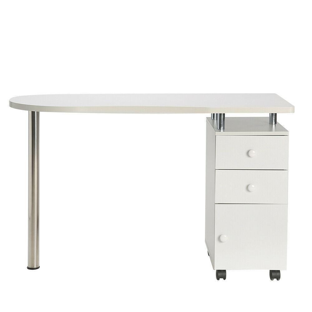 서랍 휘잉 현대 오피스 연구 노트북 PC 테이블 책상 네일 살롱 워크 스테이션