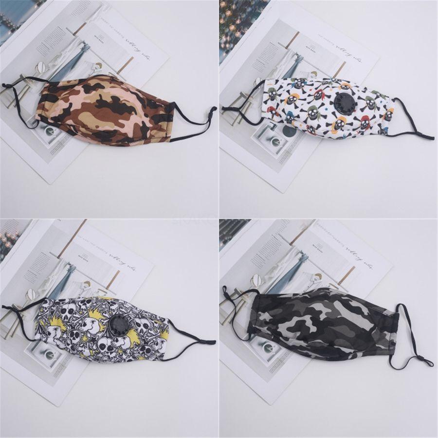 Yüz maskeleri Kadınlar Yüz Harf Baskı Yetişkinler İçin Moda Tasarımcısı Maskeler Maske I Cant EXfUA # 373