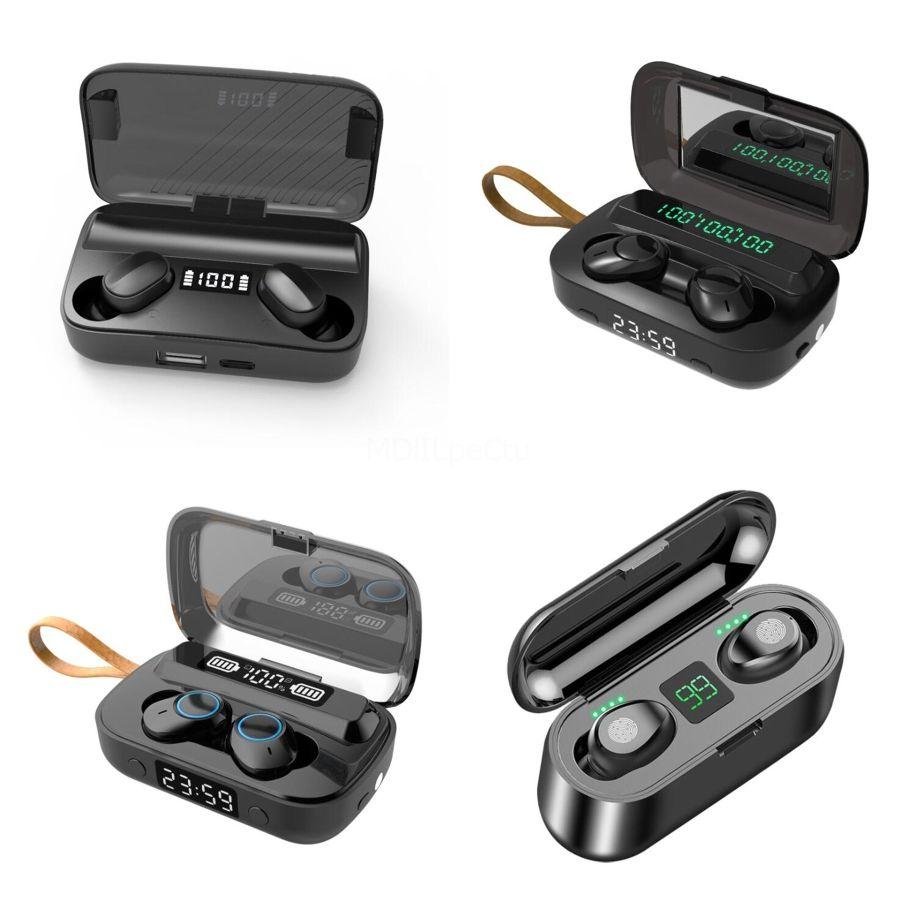 Горячая Бобы поколения 2 Беспроводные наушники Зарядка Bluetooth наушники наушники Pop Up Window # 691