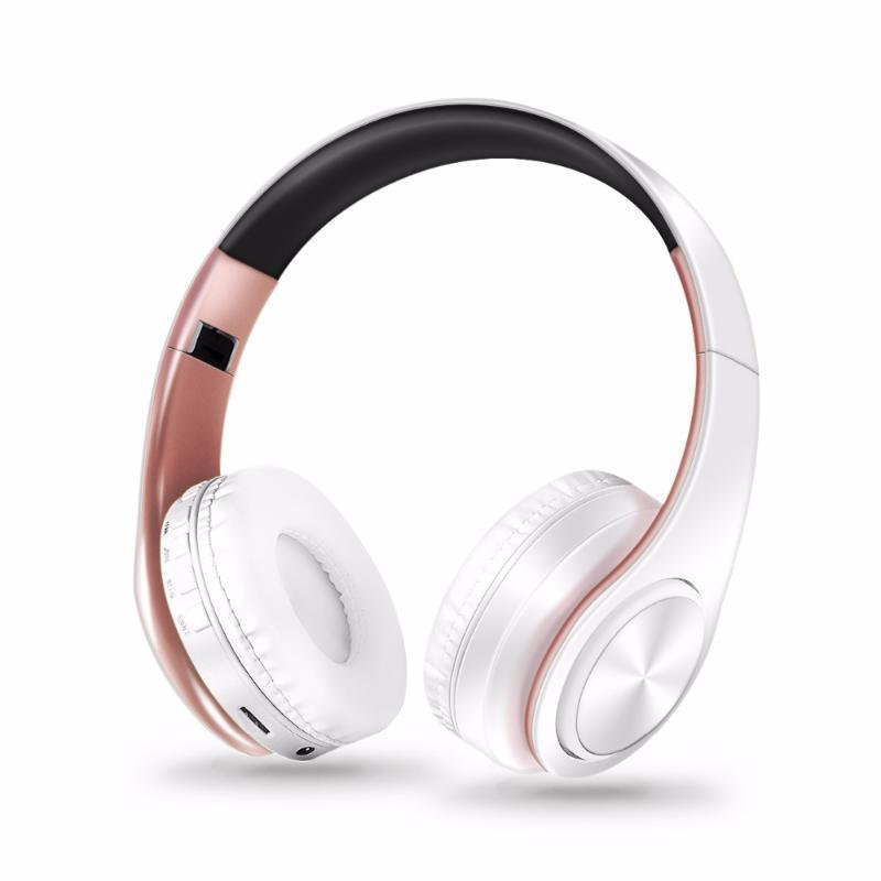 Novas cores da chegada sem fio Bluetooth fone de ouvido estéreo headset música fone de ouvido sobre o fone de ouvido com microfone para sumsamg