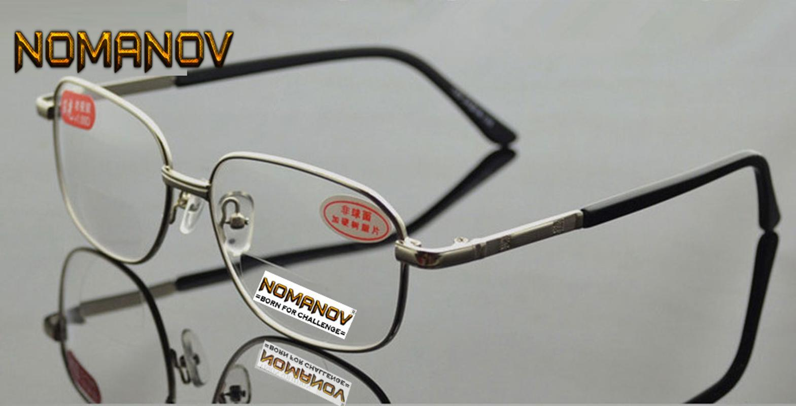 Two Pairs Full-Rim Clear Bifocal Lens Women Men Reading Glasses Gold High Quality Alloy +1 +1.5 +2 +2.5 +3 +3.5 +4