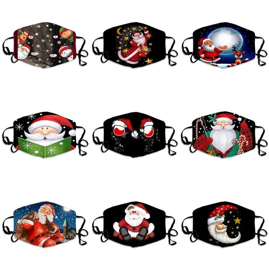 Açık Partisi Baskı Kedi Kurt Yüz Maskeleri Maske Anti Toz Cton Ağız Yüz Ayrılabilir # 399 Maskesi