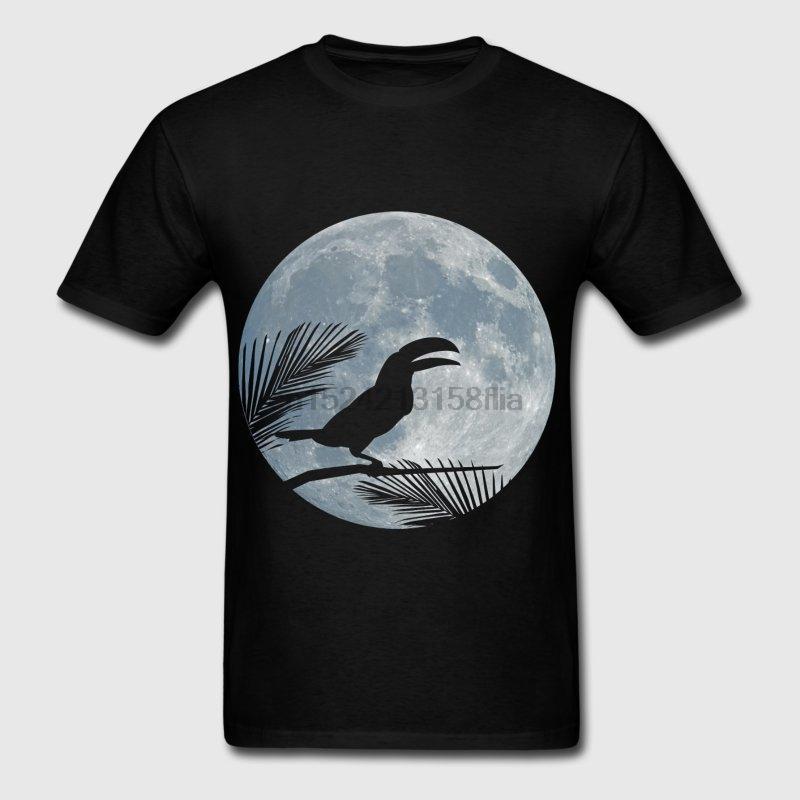 Malha T-shirt For Men cor sólida Tukan T Shirt Big Tamanho XXXL Letters Camiseta manga curta Top Quality
