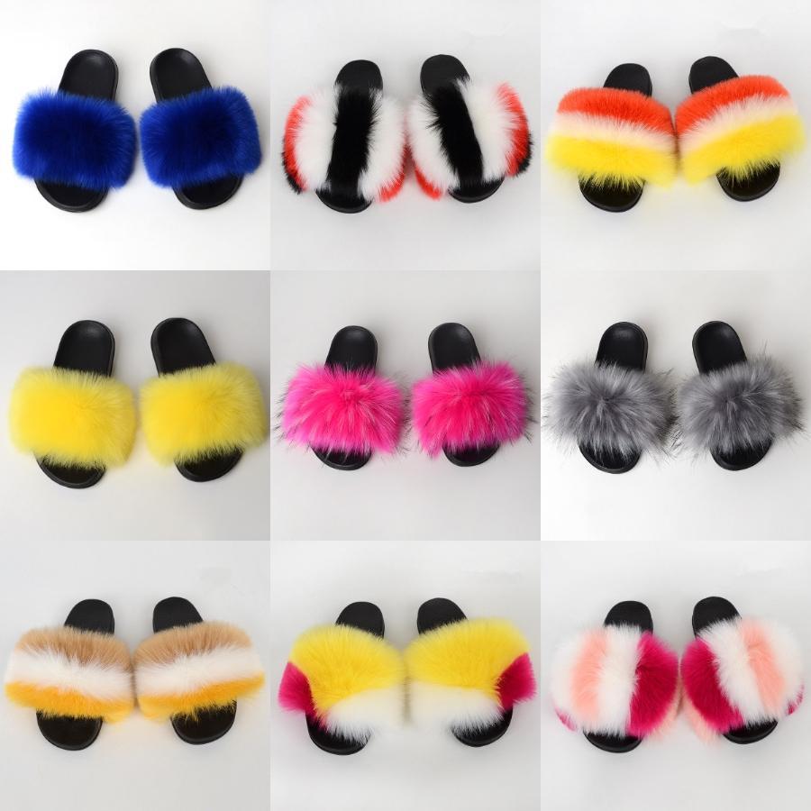 2020 mujeres zapatos de las sandalias de verano sandalias planas del Arco-nudo Comfort retro antideslizante playa zapatos de plataforma de diapositivas mujeres Pantuflas de NVLX54 # 979