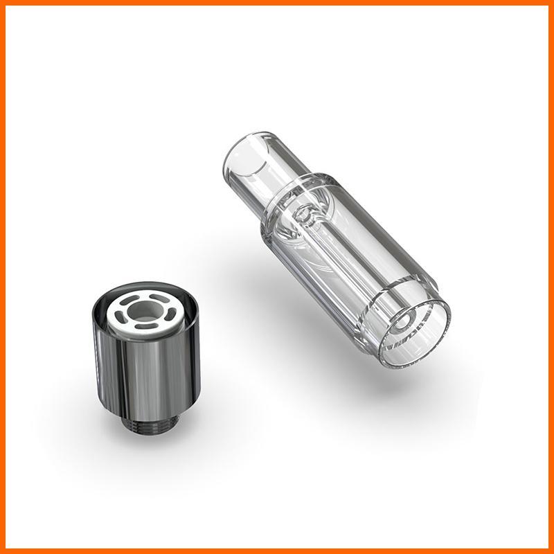Kalın Yağ Kartuşu Cam Atomizer Cam Buharlaştırıcı OEM Ambalaj Marka Vape Kalem Tankı 510 Kartuşları En İyi Kalite Sızdırmaz Kartuşları
