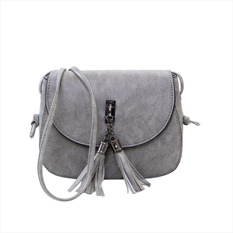 sacos crossbody para mulheres Bolsas de Ombro sólidos Flap Mini Mulheres pequenos sacos Tassel barato bolsa feminina sac a femme principal