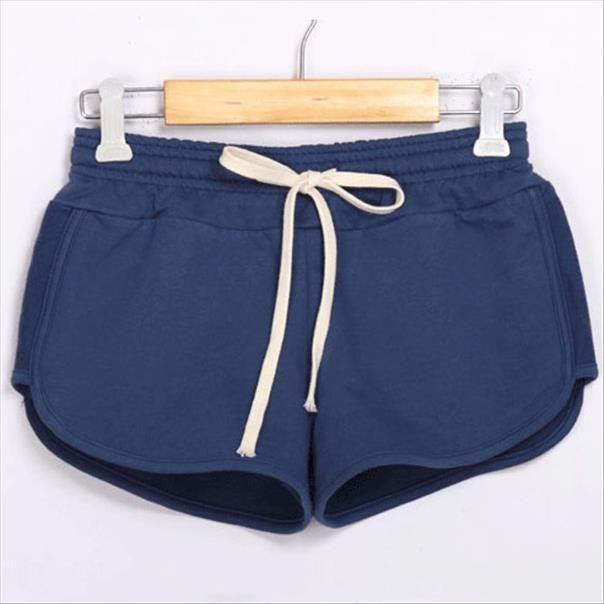 Mode stretch taille Casual Shorts Femme Été Taille haute Noir Blanc Harajuku Sexy Beach shorts courts Vêtements pour femmes