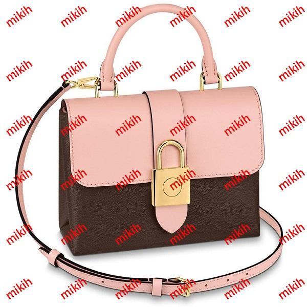 Moda Womens sacola Bloqueio de metal cor clássico correspondência de alta qualidade bolsa bolsa top saco de senhoras