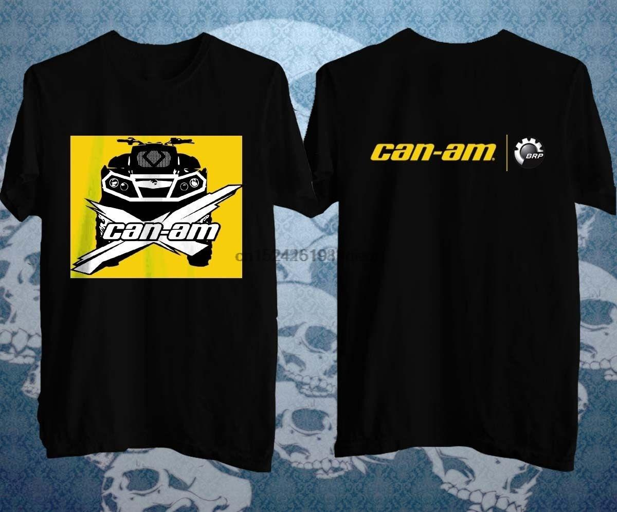 logo nuevo Can Am Outlander XMR BPR camiseta