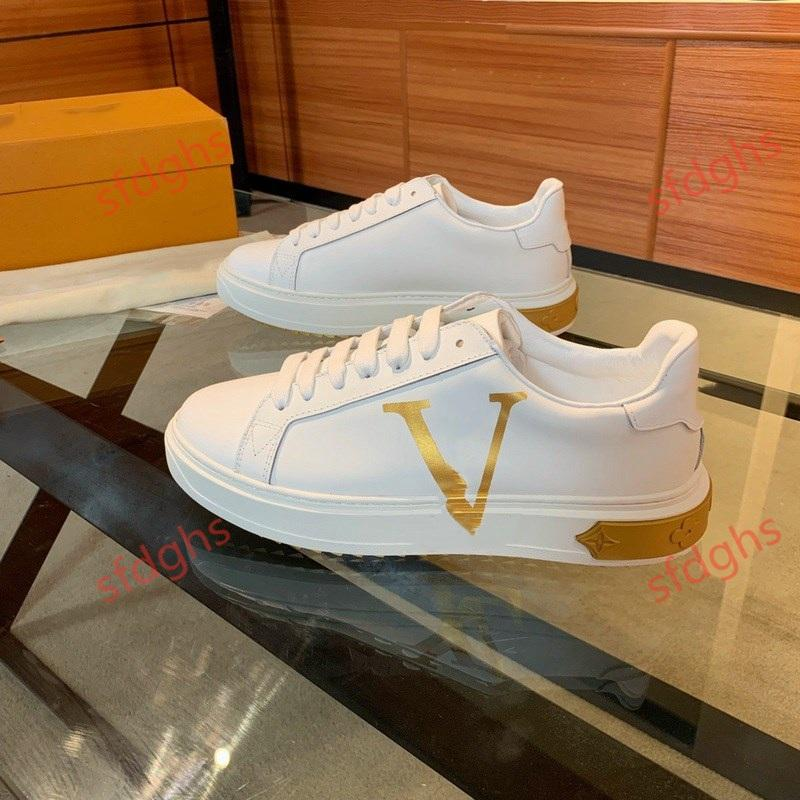 Louis Vuitton LV shoes  de las mujeres zapatos de cuero de zapatos de las mujeres de los hombres de malla casual 2020 de la moda zapatos cómodos salud plana Moda