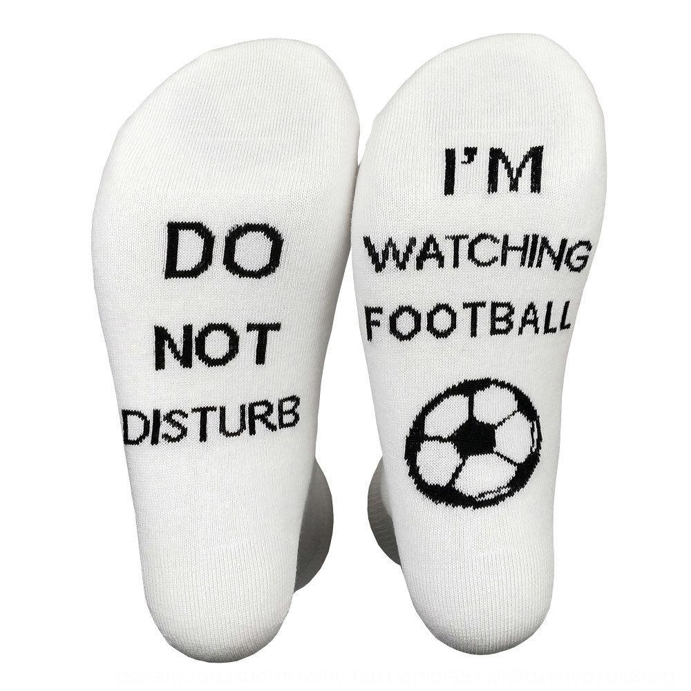 No molestar a ver Rugby Golffootball Mid-Pierna de la pierna de algodón Pieles de algodón Rugby Golffootball Calcetines de algodón de la pierna media 9KJK1