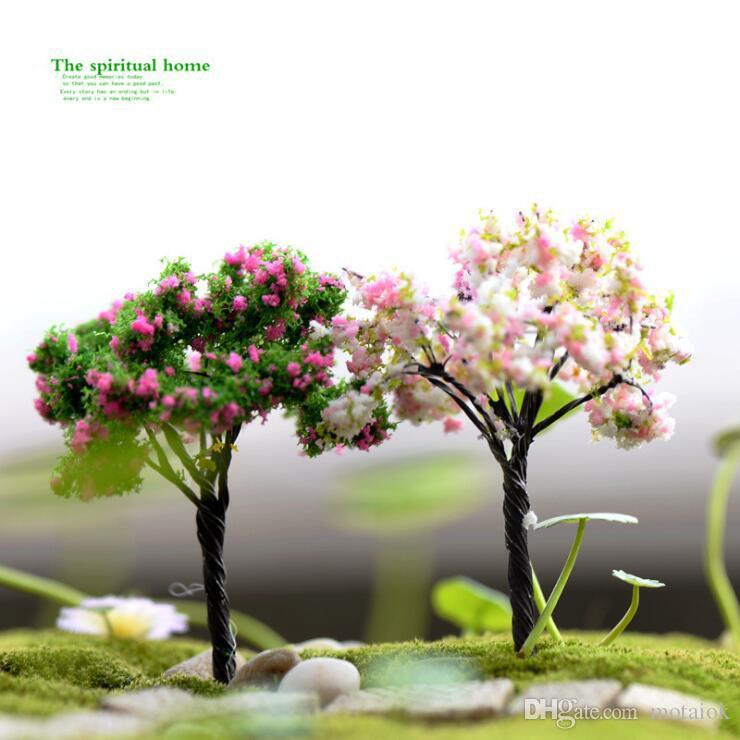 2020 Micro Landscape Trees Diy Garden Bonsai Cactus Decoration Planter Accessory Artificial Christmas Tree Aquarium Waterscape Decorations 0002 From Goodok3 1 34 Dhgate Com